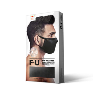 Премиальная Защитная Маска NAROO F.U. Plus Black