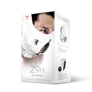 NAROO Z9H Незапотевающая зимняя балаклава маска на молнии со встроенным 3D-кондиционерованием