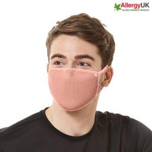 FU+!розовая- фильтр маска NAROO F.U Plus