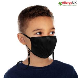 Премиальная Защитная Маска для Детей - NAROO F.U. Plus Black