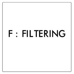 F - Фильтр Линия
