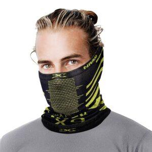 x9-NAROO зимняя маска-зеленый с серым-min