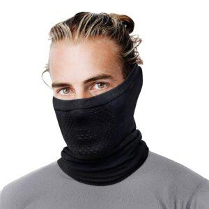 x9-NAROO зимняя маска-черный с серым-min