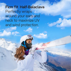 Функции Зимняя Балаклава NAROO N9H 3