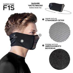 фильтр маска NAROO F1s 9