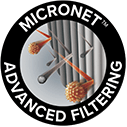 micronet filtering label