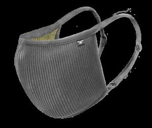 Защитная Медная Фильтр Маска - Серый